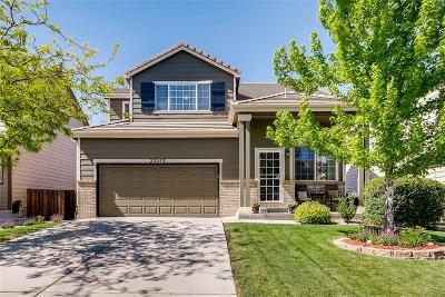 Aurora Single Family Home Active: 22253 East Belleview Place