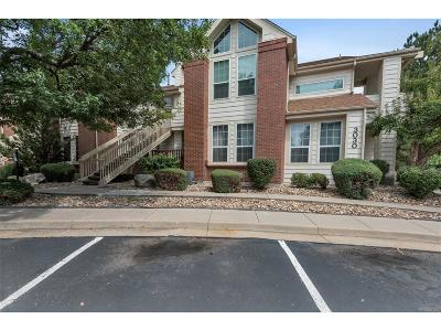 Littleton Condo/Townhouse Active: 3030 West Prentice Avenue #H
