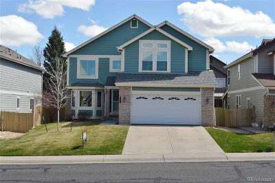 Parker Single Family Home Under Contract: 17046 Campo Drive