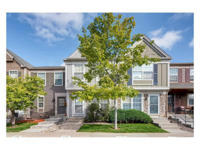 Centennial Condo/Townhouse Under Contract: 8235 South Fillmore Way
