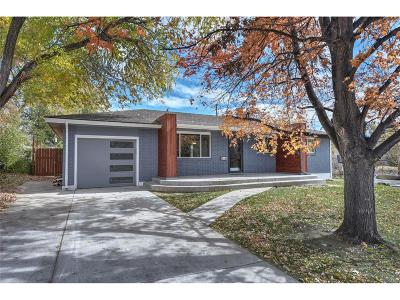 Boulder Single Family Home Active: 2992 23rd Street