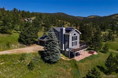 Boulder Single Family Home Active: 184 Cougar Drive