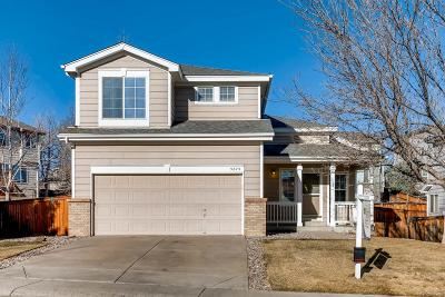 Littleton Single Family Home Under Contract: 5875 Cheetah Chase