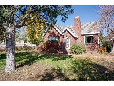 Commerce City Single Family Home Active: 6681 East 64th Avenue