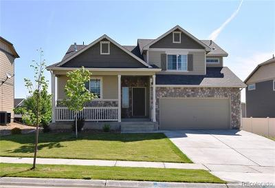 Greeley Single Family Home Active: 1118 78th Avenue Court