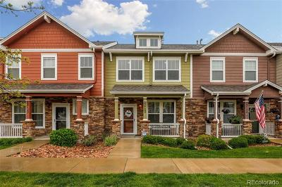 Saddle Rock Golf Club Condo/Townhouse Active: 22782 East Briarwood Place
