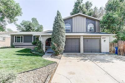 Lakewood Single Family Home Active: 10609 West Exposition Drive