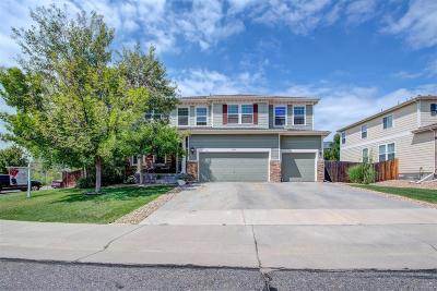 Thornton Single Family Home Active: 13701 Leyden Street