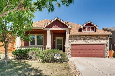 Commerce City Single Family Home Active: 12142 Village Circle