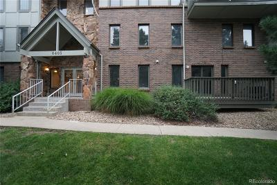 Englewood Condo/Townhouse Active: 6405 South Dayton Street #108