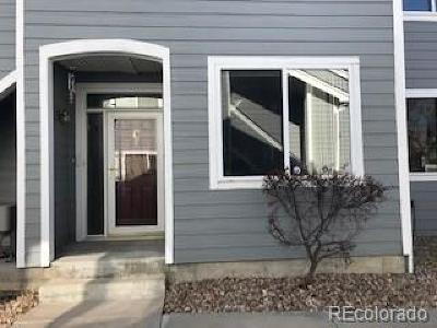 Denver Condo/Townhouse Active: 8500 East Jefferson Avenue #2C