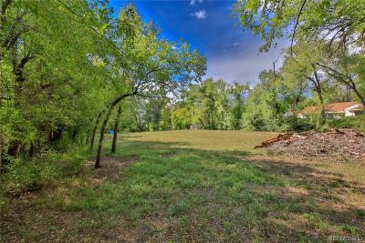 Lakewood Residential Lots & Land Active: 7650 West 2nd Avenue