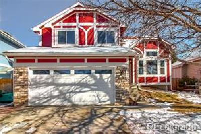Littleton Single Family Home Active: 7620 Dawn Drive