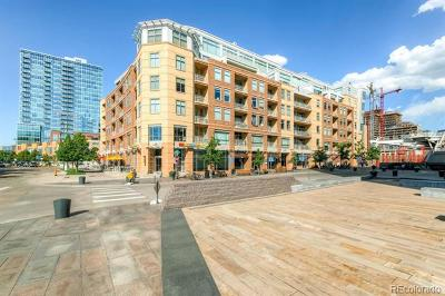 Denver Condo/Townhouse Active: 1610 Little Raven Street #307