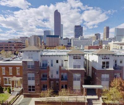 Condo/Townhouse Active: 1727 Pearl Street #203