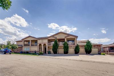 Aurora Condo/Townhouse Active: 7131 South Wenatchee Way #B