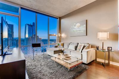 Denver Condo/Townhouse Under Contract: 891 14th Street #3503