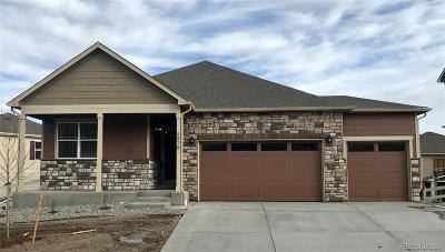 Castle Rock Single Family Home Active: 5978 Point Rider Circle