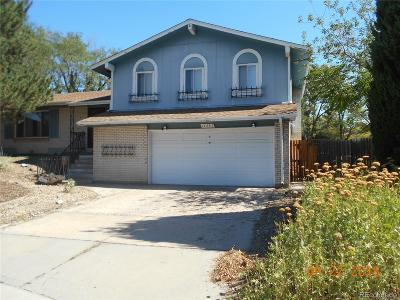 Single Family Home Active: 12093 East Hawaii Circle