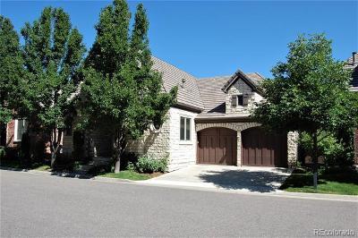 Aurora, Denver Single Family Home Active: 8767 East Wesley Drive
