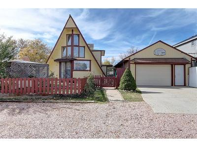 Aurora Single Family Home Under Contract: 1781 Biscay Street