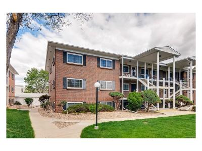 Condo/Townhouse Sold: 6800 East Tennessee Avenue #212