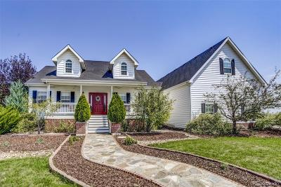 Severance Single Family Home Active: 2121 Blue Ridge Drive