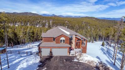 Conifer, Evergreen Single Family Home Under Contract: 29549 Thunderbolt Circle