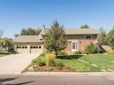 Boulder Single Family Home Under Contract: 1465 Tipperary Street