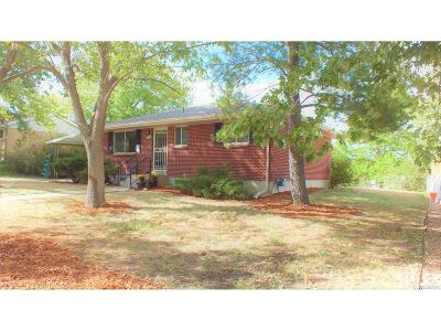 Jefferson County Single Family Home Active: 10991 West Exposition Drive