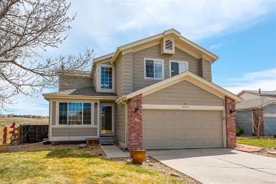Littleton Single Family Home Under Contract: 10304 Lone Lynx