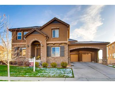 Broomfield Single Family Home Under Contract: 13949 Pinehurst Circle