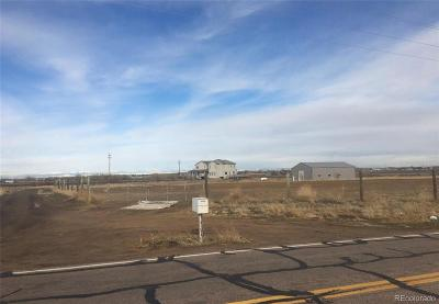 Weld County Residential Lots & Land Active: 815 County Road 39