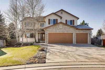 Erie Single Family Home Under Contract: 426 Wheat Berry Drive
