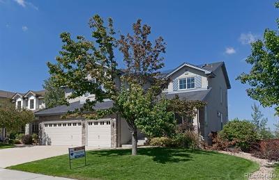 Littleton Single Family Home Active: 9761 West Athens Lane