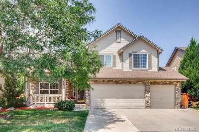 Highlands Ranch Single Family Home Active: 949 Sparrow Hawk Drive