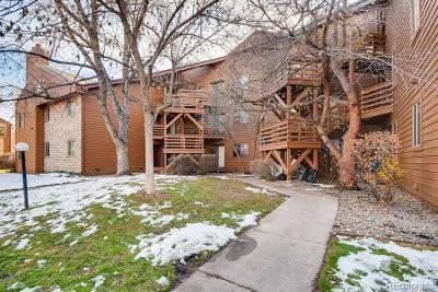 Boulder Condo/Townhouse Active: 6130 Habitat Drive #1