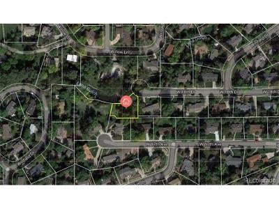 Residential Lots & Land Under Contract: 12450 West 18th Drive