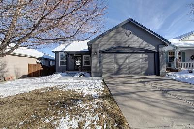 Lone Tree Single Family Home Under Contract: 9444 Troon Village Drive