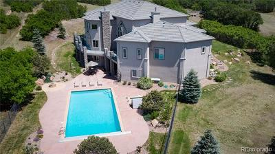 Castle Rock CO Single Family Home Active: $1,779,000