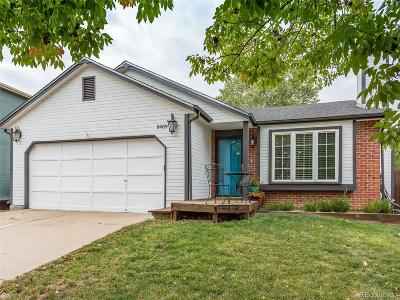 Parker Single Family Home Under Contract: 8489 Wild Alfalfa Place