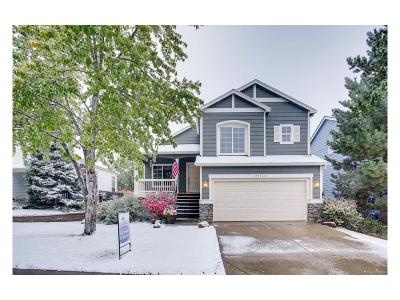 Centennial Single Family Home Under Contract: 21340 East Belleview Place