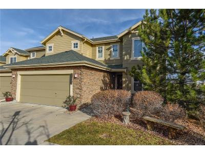 Aurora Condo/Townhouse Under Contract: 22004 East Jamison Place