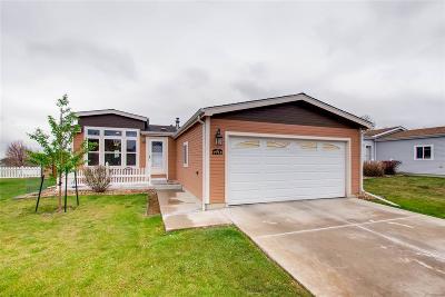 Frederick Single Family Home Under Contract: 7715 Primrose #166