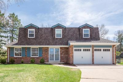 Centennial Single Family Home Active: 6866 South Pontiac Court