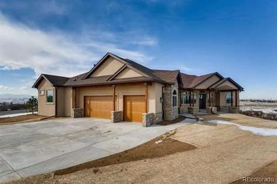 Castle Pines, Castle Rock, Larkspur Single Family Home Active: 1258 Ridge Oaks Drive