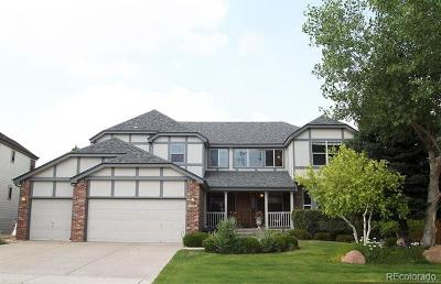 Highlands Ranch Single Family Home Active: 10151 Cottoncreek Drive