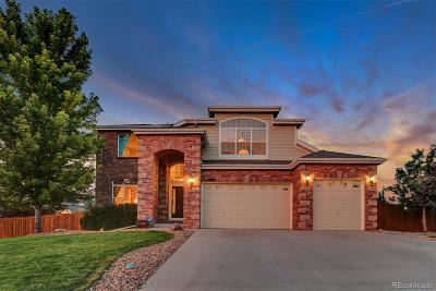 Parker Single Family Home Under Contract: 11888 Hitching Post Court