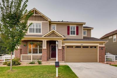Longmont Single Family Home Active: 1651 Dorothy Circle
