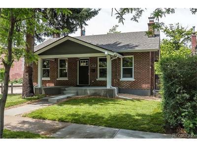 Denver Rental Active: 1525 Dahlia Street